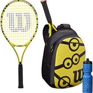 Wilson Minions Set de raquetas de tenis